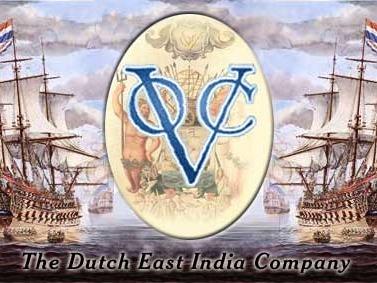 Oprichting Vereenigde Oostindische Compagnie Voc